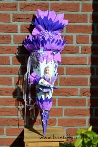 schmetterlingsfee lila