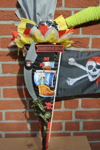 Piraten Schultüte 9