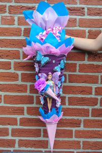 Barbie Schmetterlingsfee Schultüte 1