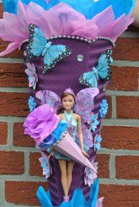 Barbie Schmetterlingsfee Schultüte 2