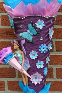 Barbie Schmetterlingsfee Schultüte 3