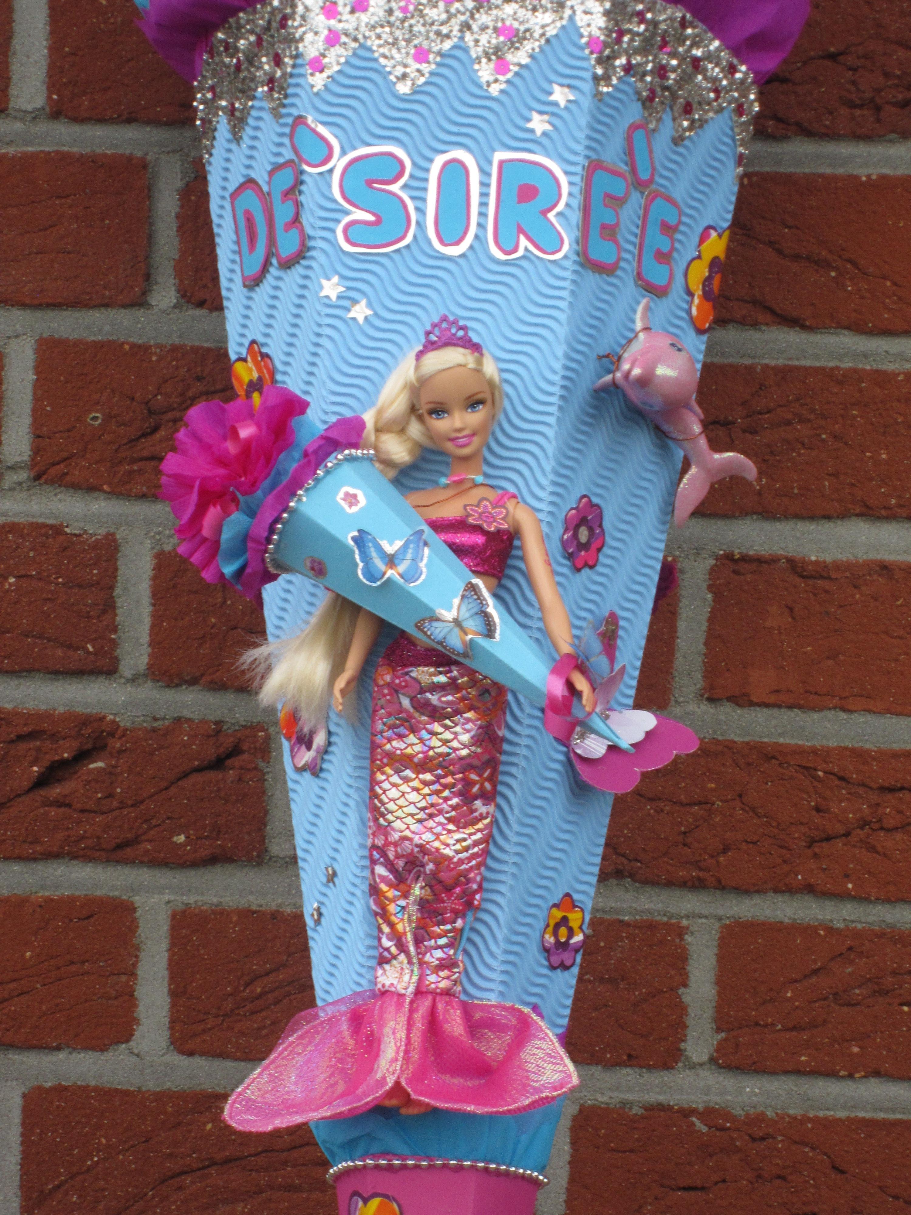 barbie mit delfin