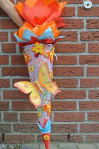 Schmetterling Schultüte 997