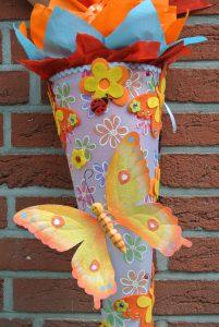Schmetterling Schultüte 998