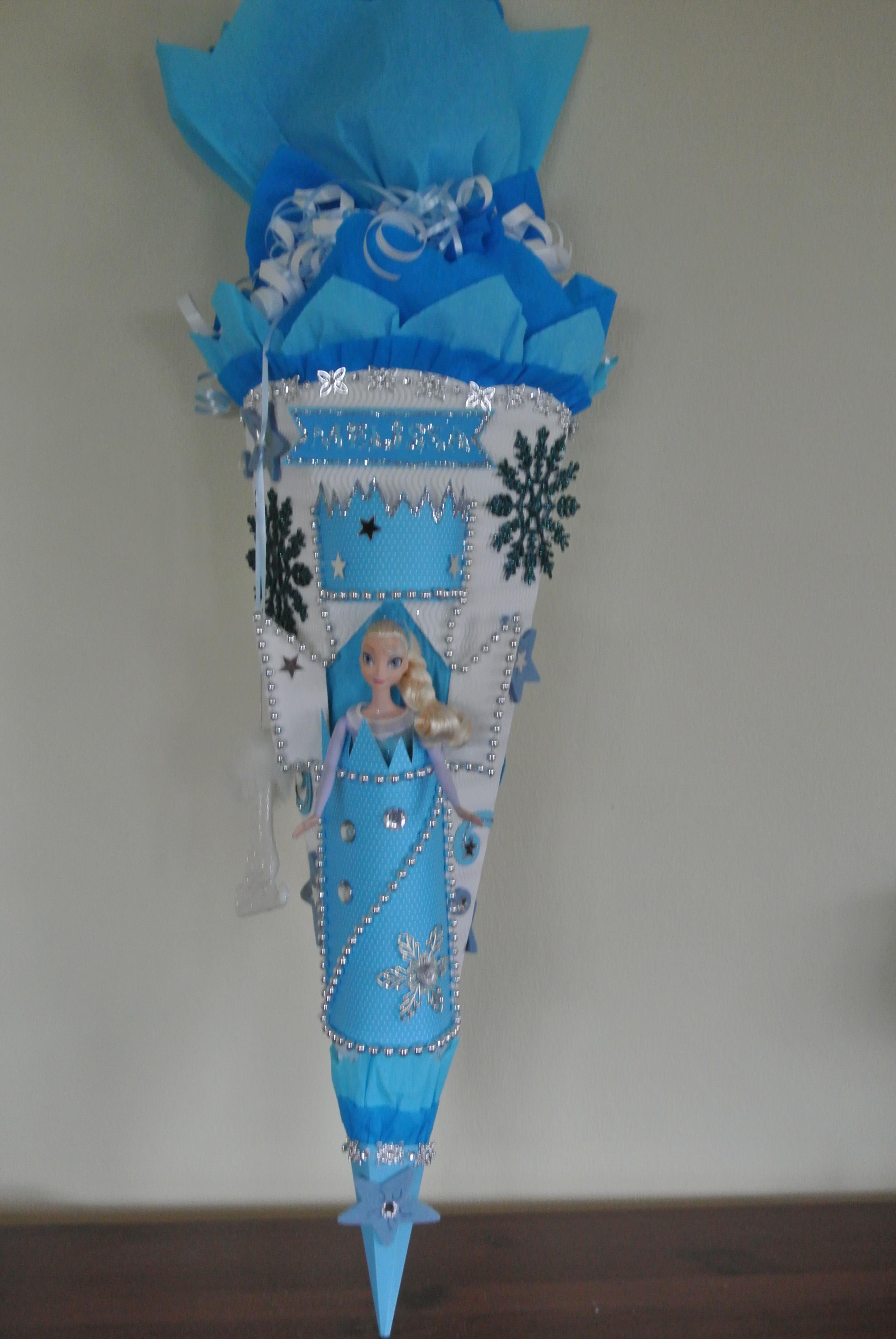 """Die Eiskönigin """"Elsa"""" an Design Schultüte   design ..."""