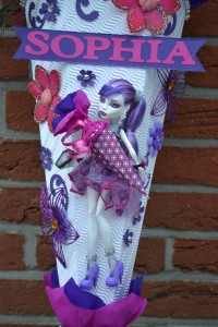 monster high zuckertüte