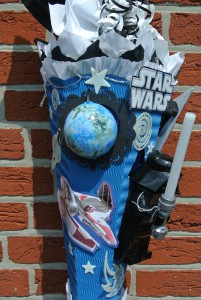 Darth Vader Schultuete
