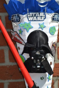 Darth Vader gebastelte schultüte