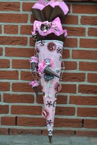 Monster High Mädchenschultüte