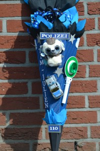 Polizei Glubschi Schultüte