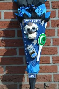 Polizei Glubschi Schultüte