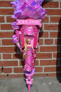 Rapunzel Design Schultüte