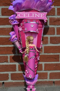 Barbie Rapuntel im Turm Schultüte