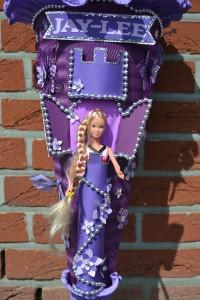 Rapunzel schultüte / Zuckertüte