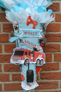 Schultüte Feuerwehr 47