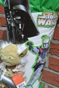 star Wars Schultüte Yoda 26