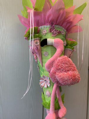 Flamingo Schultüte