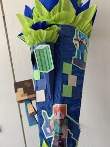 Zuckertüte Minecraft