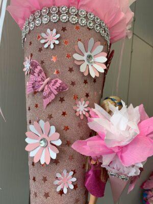 Mädchenschultüte