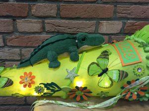 Wunsch Schultüte mit Krokodil