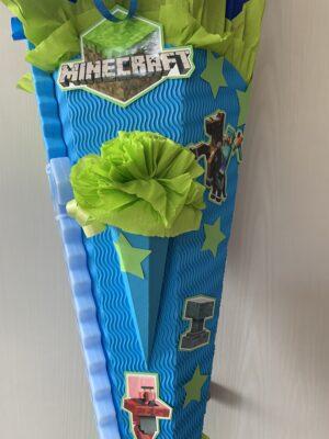 Minecraft Schultüte 1
